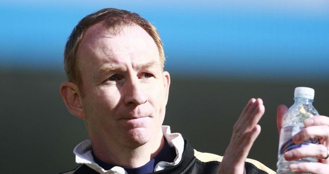 Alan Knill: Has something to work with
