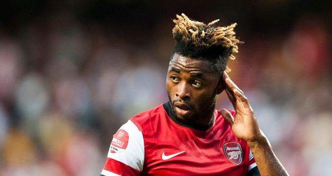 Alex Song: Heading to Barcelona after Arsenal agreed £15m fee for his services