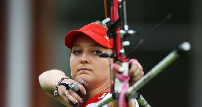 Amy Oliver: Beat world number one Deepika Kumari before bowing out