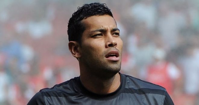 Andre Santos: Looking to return to Arsenal on top of his game following Gremio loan spell