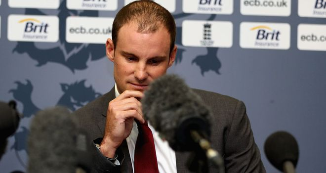 Andrew Strauss: Appointed to ICC committee
