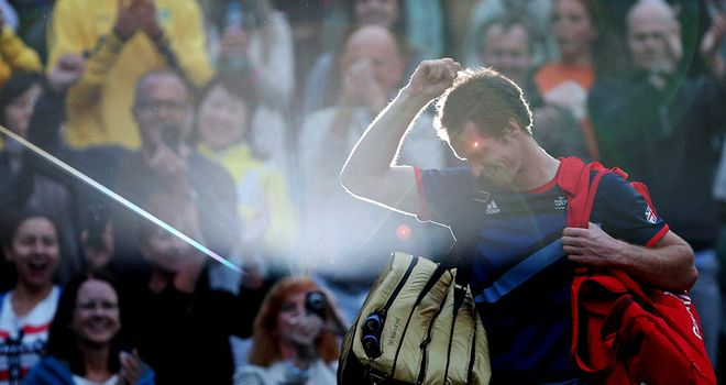 Andy Murray: Can he win two Olympic golds?