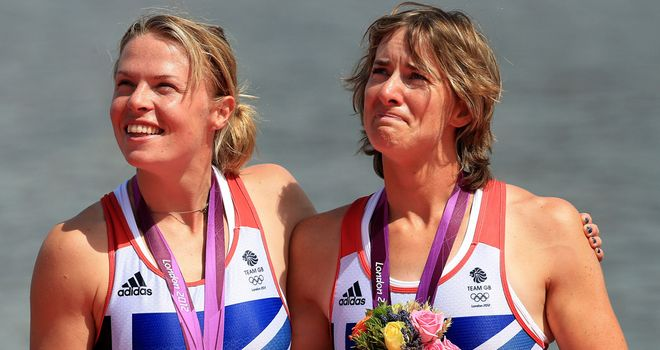 Katherine Grainger: Has been backed for Rio in four years' time