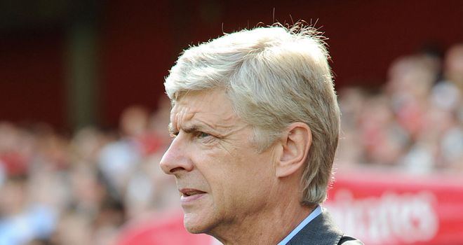 Arsene Wenger: Says he relishes building team