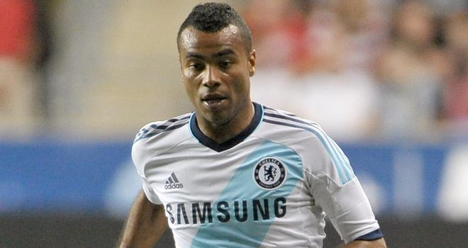 Ashley Cole: Enjoying Chelsea's style of play this season