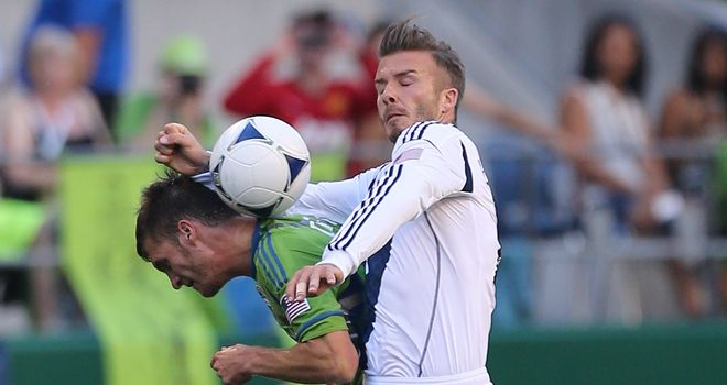 David Beckham: Linked with move to Australia