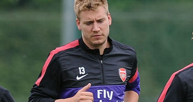Nicklas Bendtner: Has only played 10 minutes of football for Juventus