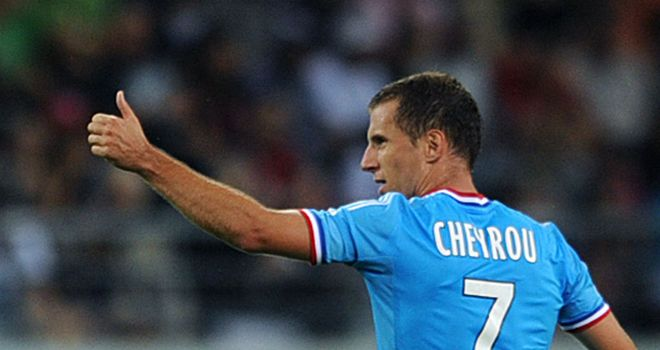 Benoit Cheyrou: Scored the winner