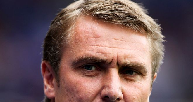 Lee Clark: Happy with opening win