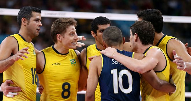 Brazil: Too strong for Italy in the semi-final