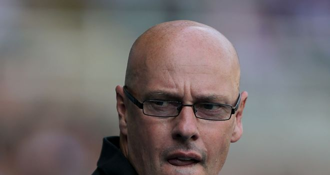 Brian McDermott: Reading manager is not looking to inflict pain on Tottenham boss Andre Villas-Boas