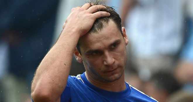Branislav Ivanovic: Sending off proved costly for Chelsea in the Community Shield