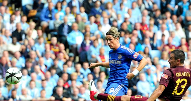 Fernando Torres: Determined to repay the faith shown in him by Chelsea's supporters