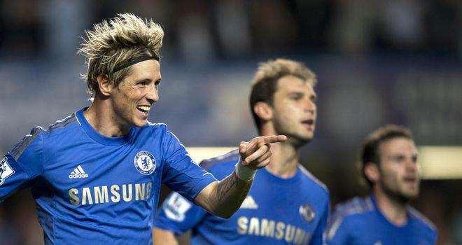 Fernando Torres scored Chelsea's winner from an offside position