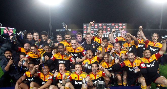 The Chiefs: Will start the new season against the Highlanders