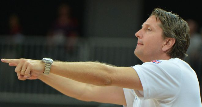 Chris Finch: Stepping down as Team GB coach