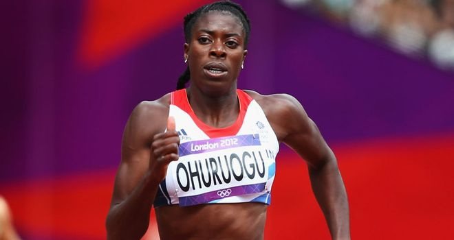 Christine Ohuruogu: Came home in third place in Stockholm