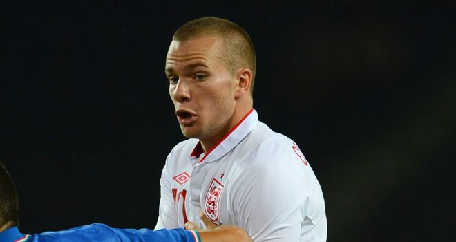 Tom Cleverley: Impressed on his England debut against Italy