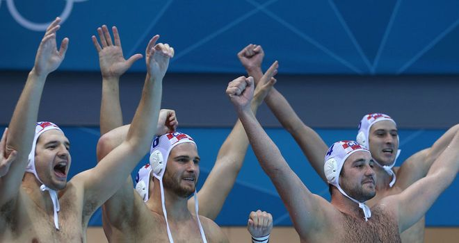 Croatia: Olympic champions in water polo