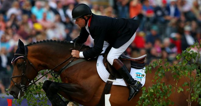 Nick Skelton: Team GB were impressive at Greenwich Park