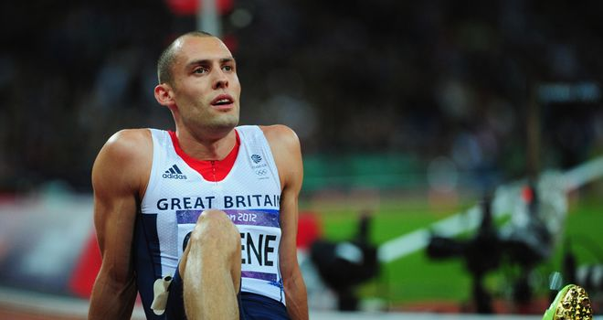 Dai Greene: No London date for world champion