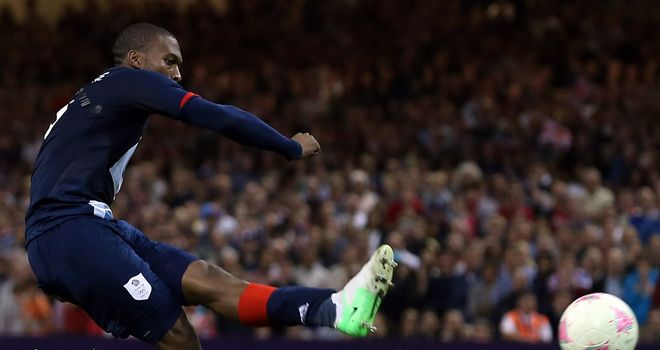 Daniel Sturridge: Saw his penalty saved as Team GB lost their quarter-final shootout