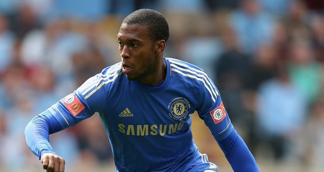 Daniel Sturridge: Could be set to leave Chelsea in the January transfer window