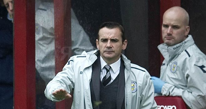 Danny Lennon: St Mirren boss satisfied with cup win