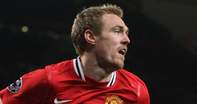 Darren Fletcher: In the squad for Saturday&#39;s Premier League clash at Wigan