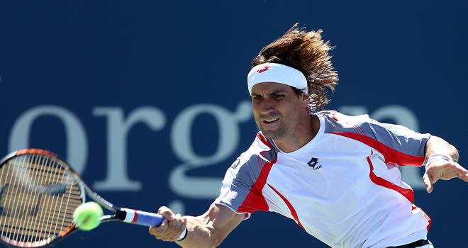 David Ferrer: Fourth-seeded Spaniard will next face Dutch qualifier Igor Sijsling