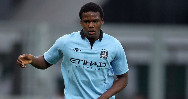 Dedryck Boyata: Spending the season with FC Twente after admitting defeat in efforts to earn a regular role at Manchester City