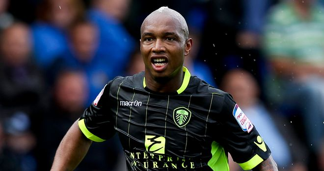 Diouf: Hit a brace at Ashton Gate