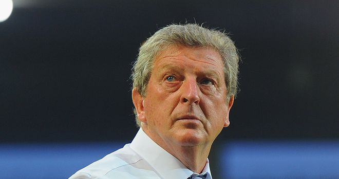 Roy Hodgson: Has no intention of ditching the senior members of the England squad