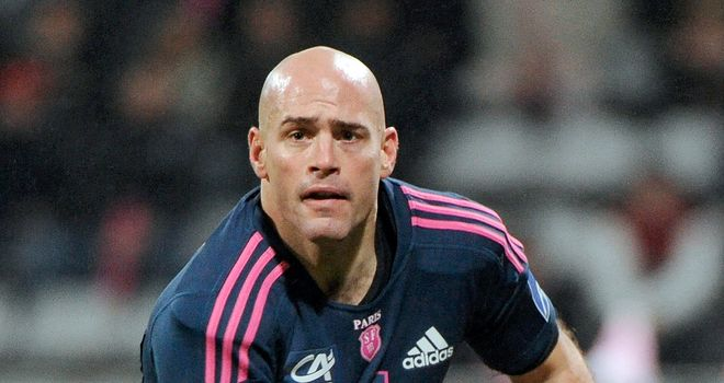 Felipe Contepomi: selected in the centres having originally been left out of Argentina's touring squad