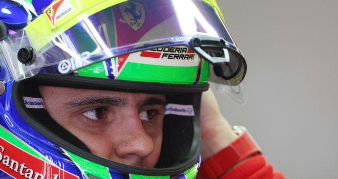 Felipe Massa: Wants to help Alonso where he can