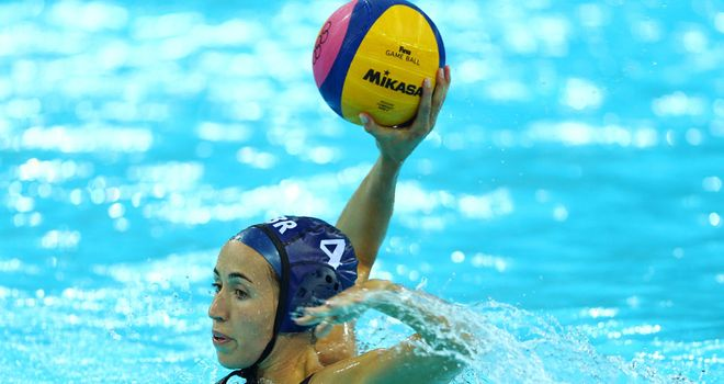 Fiona McCann: Had a superb game for GB
