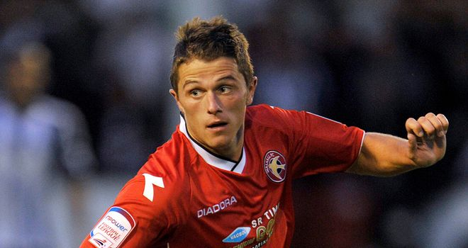 Cuvelier: Available for Walsall