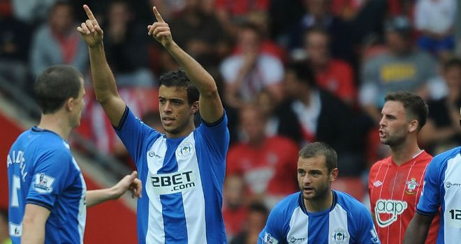 Franco di Santo: Has entered the final year of his current contract