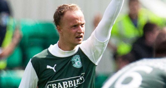 Griffiths: On the scoresheet