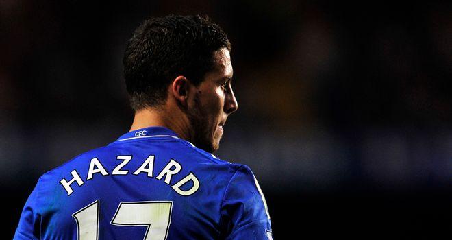 Eden Hazard: Has made an early impact at Stamford Bridge