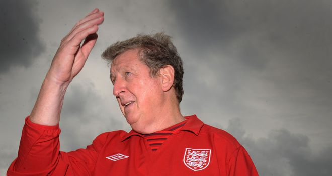 Roy Hodgson: Readying his England side for the start of 2014 World Cup qualifying