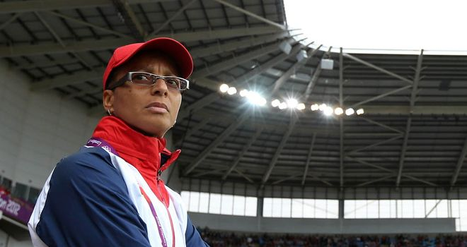 Hope Powell: Looking ahead to future Olympics