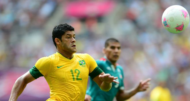 Hulk: Chelsea and Real Madrid could be in pole position to sign the Brazil international