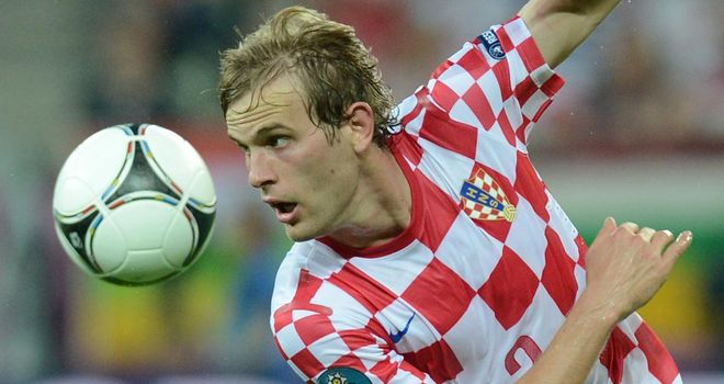 Ivan Strinic: Appears to be Moscow bound