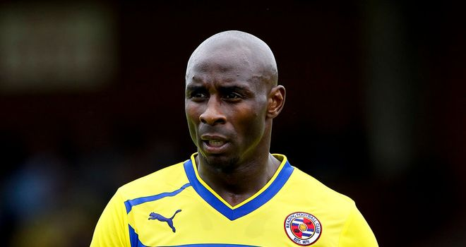 Jason Roberts: The Reading striker has been making a stand on racism in football
