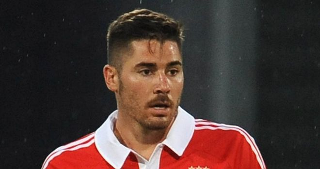 Javi Garcia: Becomes Manchester City's fifth signing of transfer deadline day