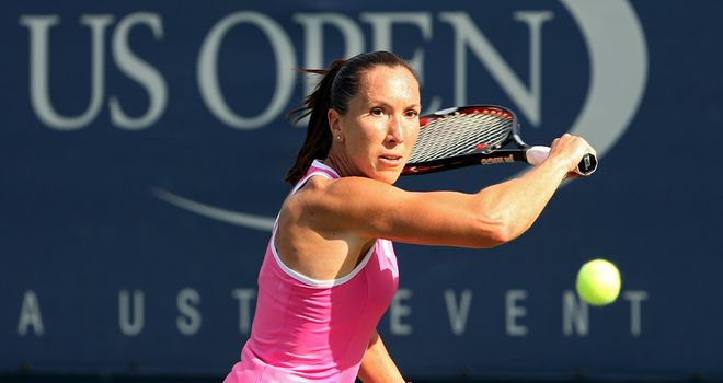 Jelena Jankovic: Three-set winner in round one