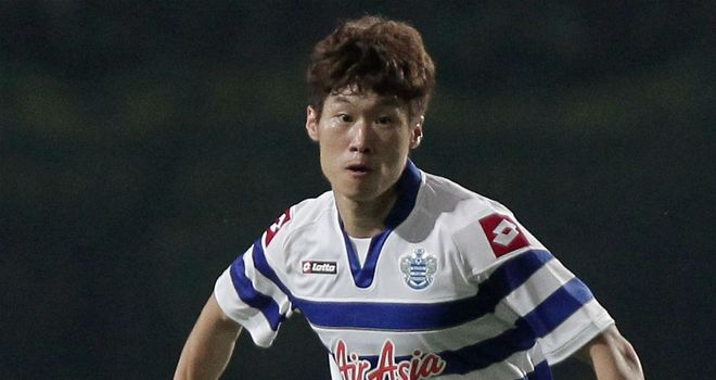 Park Ji-sung: The QPR midfielder has impressed everyone at the club since his summer switch