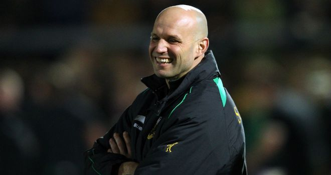 Jim Mallinder: Expecting a tough season