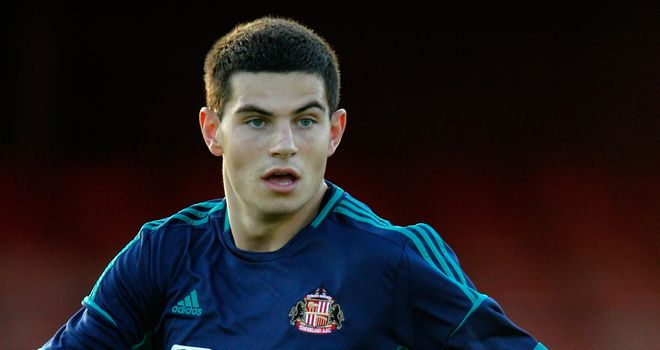 John Egan: Excited about the challenge of pushing for a place at Sunderland